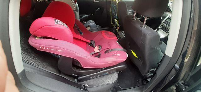 silla concor ultimax y coche concord neo