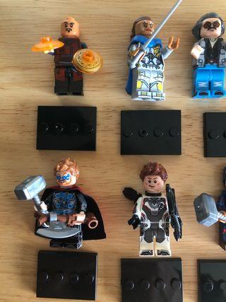 Marvel Lego Avengers Minifigures Thor