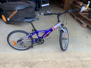 Bicicleta Conor como NUEVA