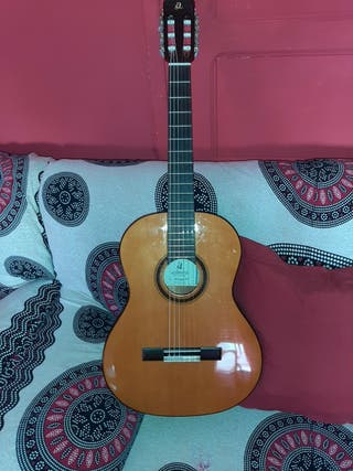guitarra admira modelo Málaga.EF