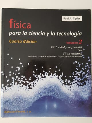 Física para la ciencia y la tecnología
