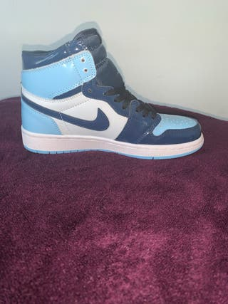 Jordan 1 Retro High UNC Patent