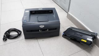 Impresora Laser Brother Averiada