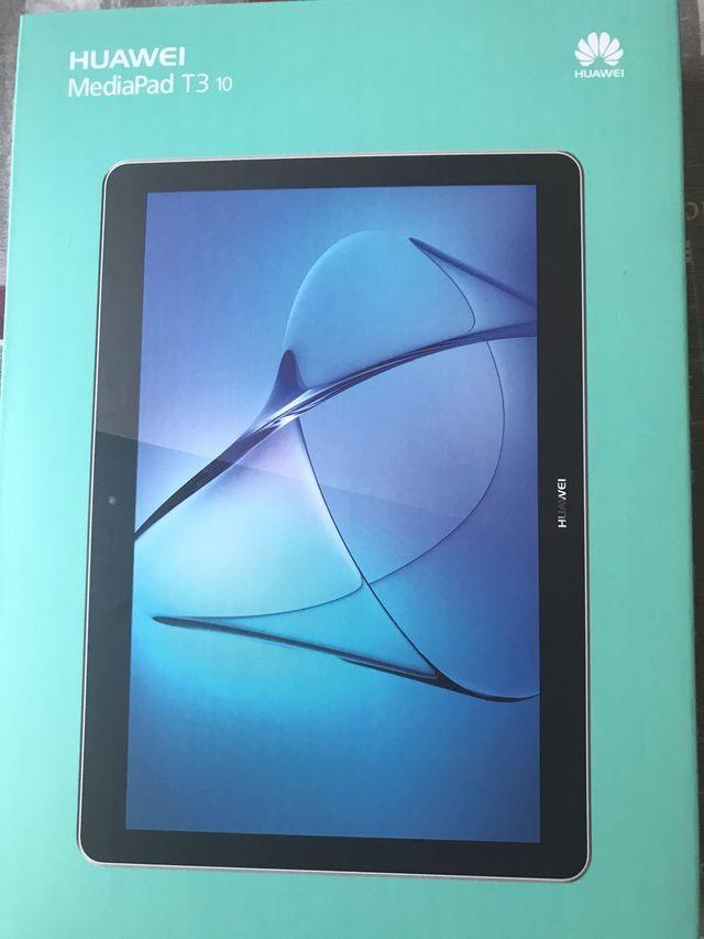 Tablet Huawei MediaPad T3 10 NUEVA 32gb