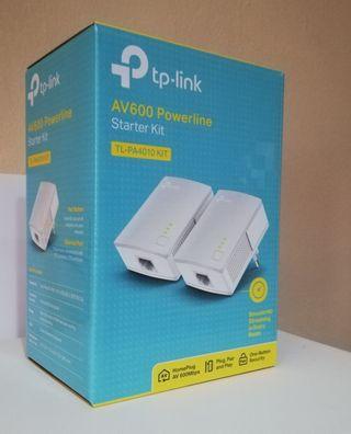 Tp link AV600 Powerline TL PA4010 KIT