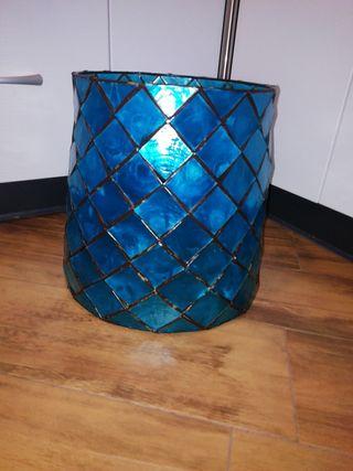 Conjunto de Lámparas de nácar