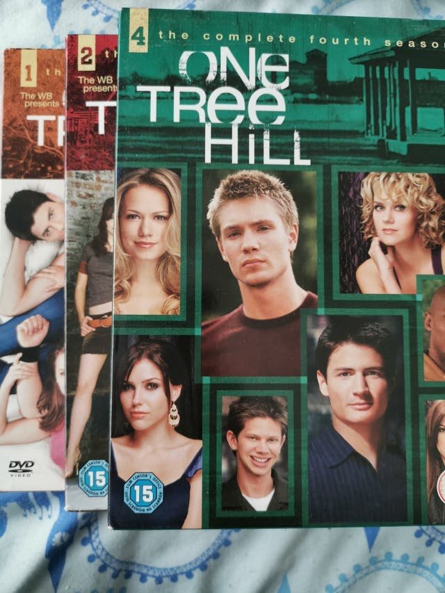 one tree hill dvds