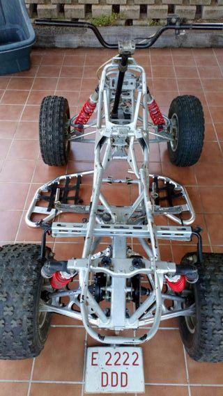 Quad Polaris 500
