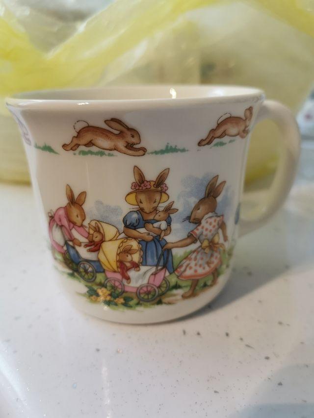 Peter rabbit cup