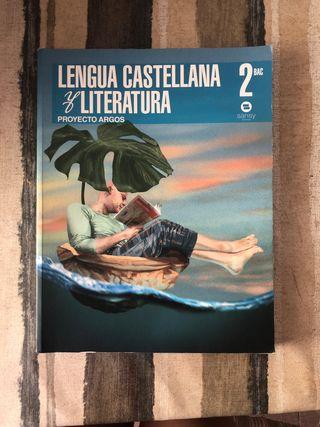Lengua Castellana y Literatura 2 bac