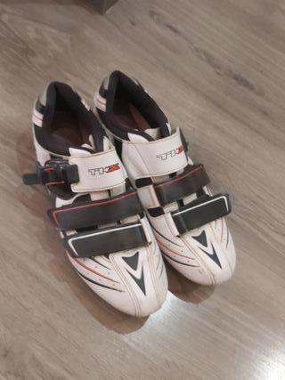 zapatillas de bicicleta de montaña