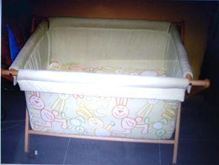 Moises para bebés o cuna portátil