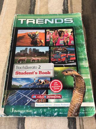 TRENDS Bachillerato 2 Student's Book