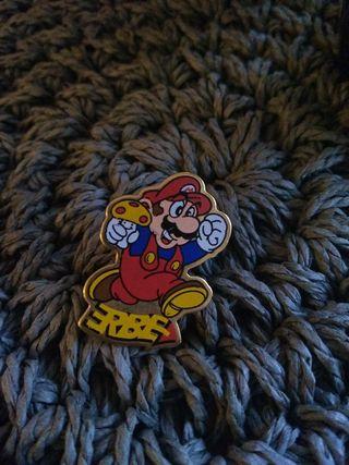pin de Mario Bros erbe