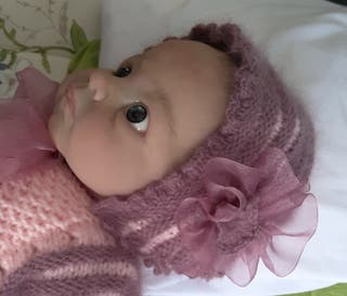 Bebé reborn Rosalie