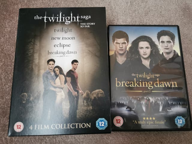 twilight films