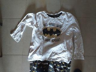 pijama batman mujer
