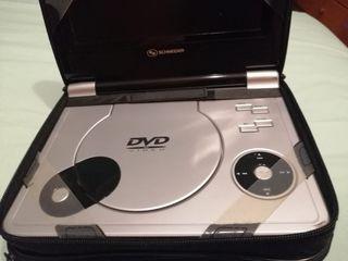 TV portátil con DVD