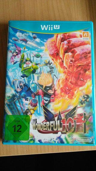 Wonderful 101 Wii U