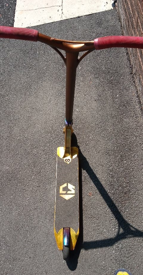 custom stunt scooter