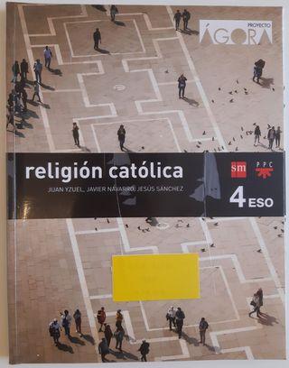 Libro Religión 4°ESO sm