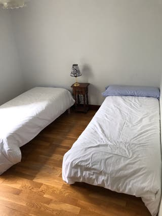 Somier + colchón de muelle 80 X 190