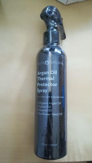 Spray protector de cabello