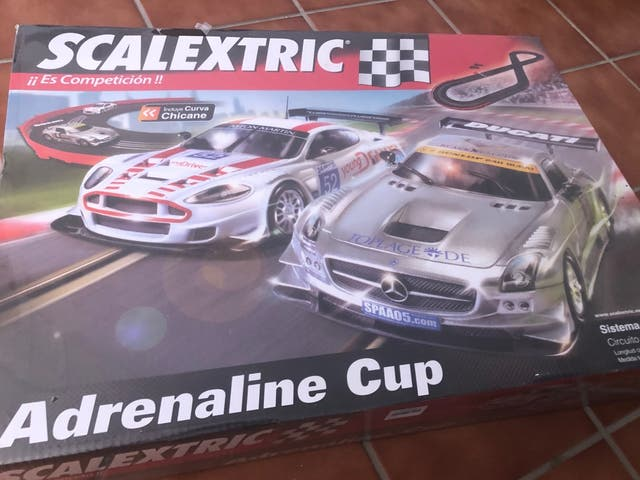 Scalextric Adrenaline Cup