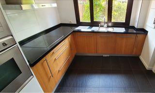 Muebles de Cocina de madera de bambú