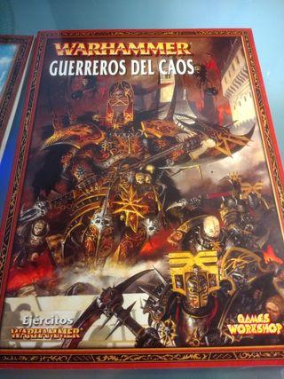 codex guerreros del caos
