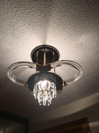 Juego de lámparas de techo
