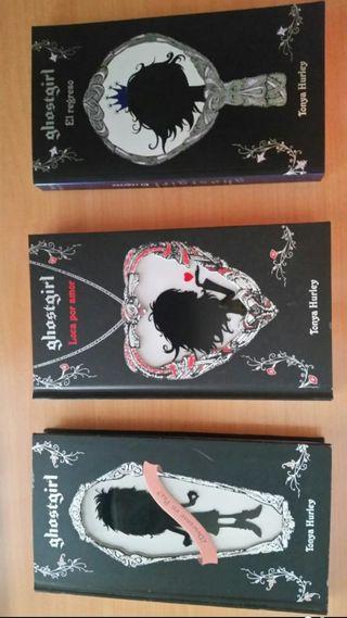Urge Libros juveniles Ghostgirl
