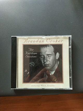 Brendan Croker, The Kershaw Sessions