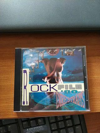 Dire Straits, Rockfile 80 , Atmosphera
