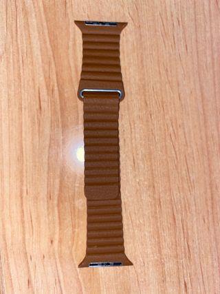 Correa piel Apple Watch 44mm o 42mm nueva