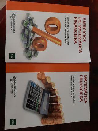 Matemática financiera ADE UNED