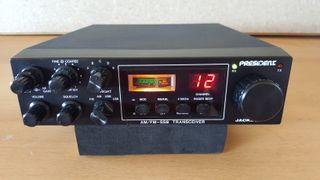 EMISORA RADIO CB 27 Mhz PRESIDENT JACKSON
