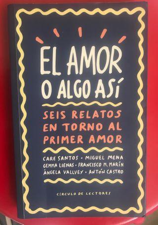Libro el amor o algo así