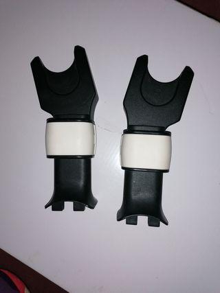 Adaptadores de maxicosi a silla bugaboo