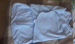 saco de dormir para bebé 0-3 meses algodón HALO