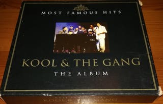 Kool & The Gang Most Famous Hits The Album