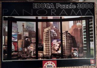 Puzzle Educa 3000 piezas.