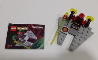 Set Lego System Space Space Plane 6901/6902