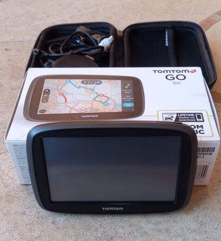 GPS TomTom + Accesorios