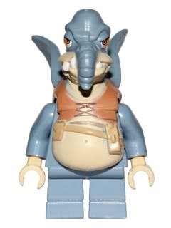 Minifigura LEGO Star Wars - WATTO (TAN HANDS)