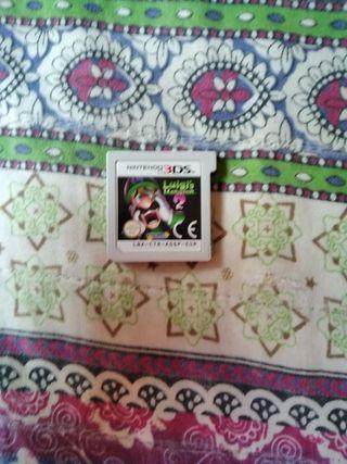 Luigi's Mansion 2 Nintendo 3Ds