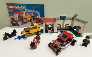 Set Lego System Town Hot Rod Club 6561