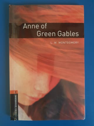 """LIBRO INGLES """"ANNE OF GREEN GABLES"""""""