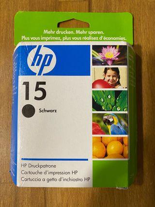 Cartucho impresora HP nuevo