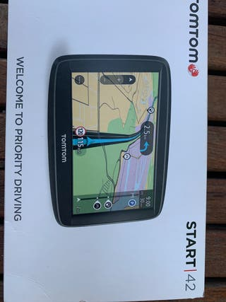 GPS TOMTOM START 42